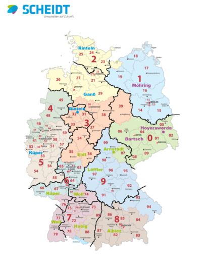 Ansprechpartner Karte 09.2019